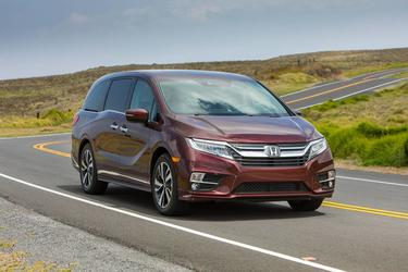 2018 Honda Odyssey EX-L Slide