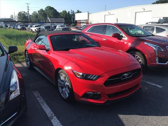 Myrtle Beach Ford >> Pre Owned Ford Mustang In Myrtle Beach Sc 22376b