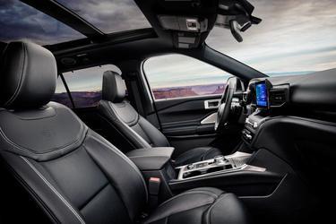 2020 Ford Explorer XLT SUV Durham NC