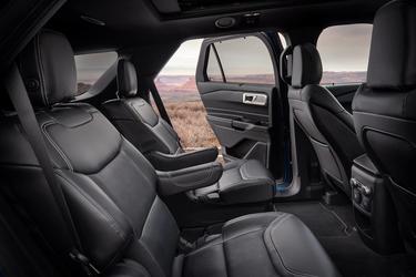 2020 Ford Explorer LIMITED SUV Durham NC