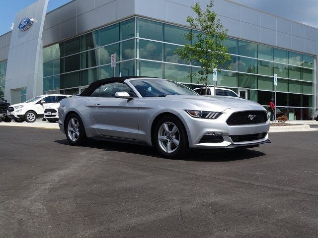 2016 Ford Mustang V6 Convertible Raleigh NC