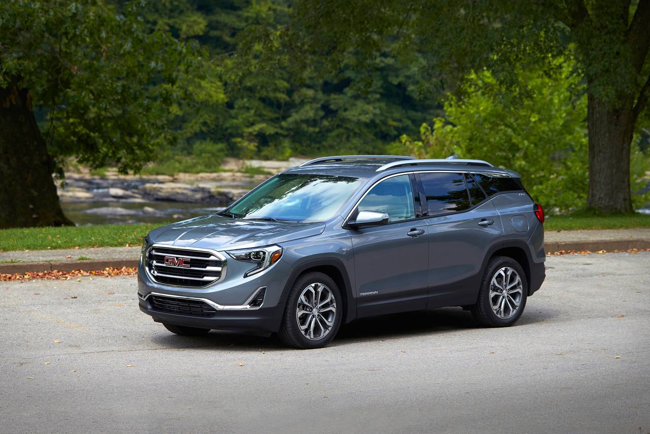 You Choose! New 2020 GMC Acadia or New 2020 GMC Terrain