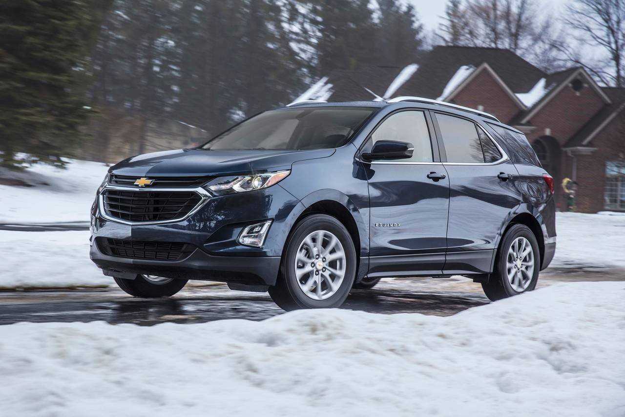 New 2020 Chevrolet Equinox