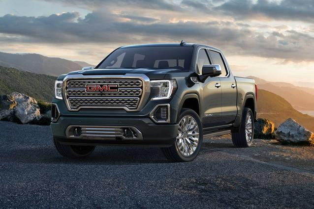 2019 GMC Sierra 1500 SLT Short Bed Slide 0