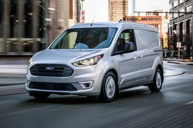 2020 Ford Transit Connect XL Slide