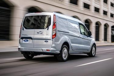 2020 Ford Transit Connect Van XL Mini-van, Cargo Durham NC