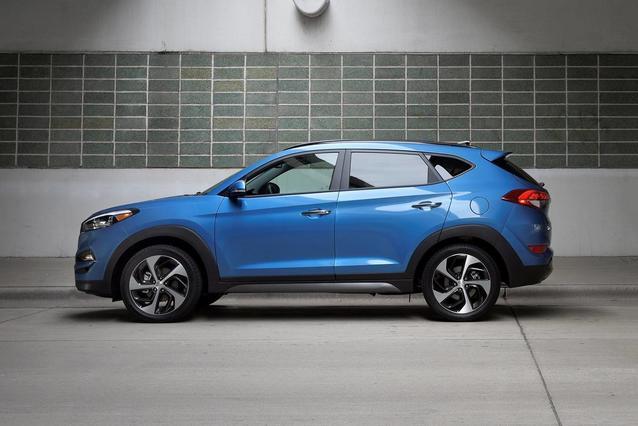 2018 Hyundai Tucson SEL SUV Hillsborough NC