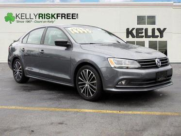 2016 Volkswagen Jetta Sedan 1.8T SPORT 4dr Car Slide
