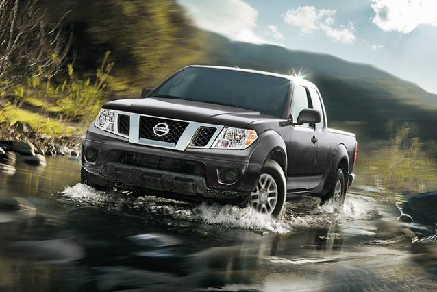 2018 Nissan Frontier S Long Bed Slide 0