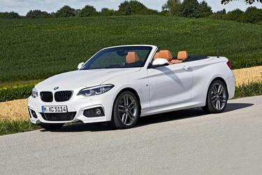 2020 BMW 2 Series 230I Convertible Slide