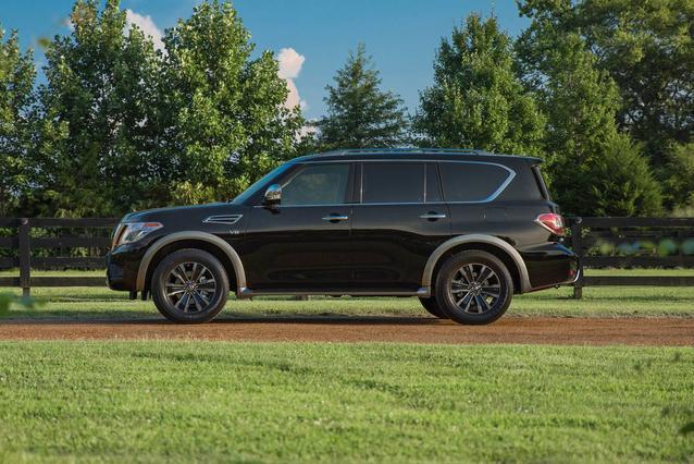 2018 Nissan Armada SL SUV Hillsborough NC