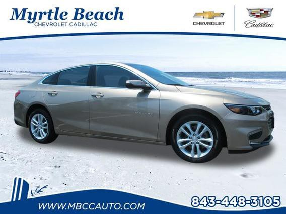 2018 Chevrolet Malibu LT LT 4dr Sedan Slide 0