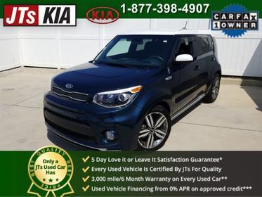 2018 Kia Soul + Hatchback Lexington SC