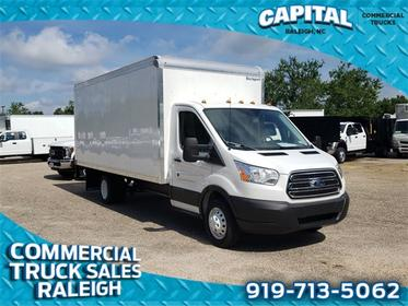 2019 Ford Transit-350 16FT BOX/RAMP Specialty Vehicle Raleigh NC