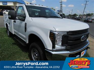Oxford White 2019 Ford F-250SD XL Regular Cab Pickup  VA