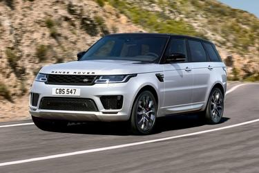2019 Land Rover Range Rover Sport HST SUV Slide