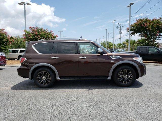 2018 Nissan Armada PLATINUM Sport Utility Raleigh NC