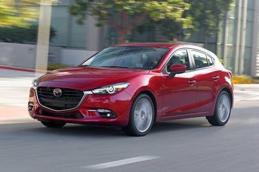 2017 Mazda Mazda3 GRAND TOURING 4dr Car Slide