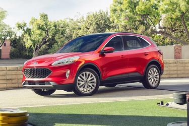 2020 Ford Escape SE SUV Durham NC