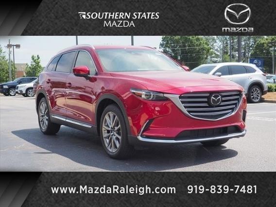 2019 Mazda Mazda CX-9 GRAND TOURING FWD Grand Touring 4dr SUV Slide 0