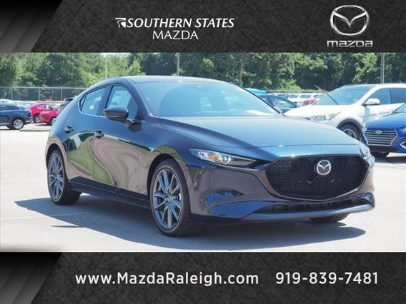 2019 Mazda Mazda3 Hatchback FWD AUTO W/PREFERRED PKG Preferred 4dr Hatchback 6A Slide 0