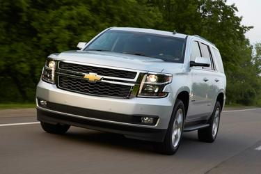 Summit White 2020 Chevrolet Tahoe LT  Wake Forest NC