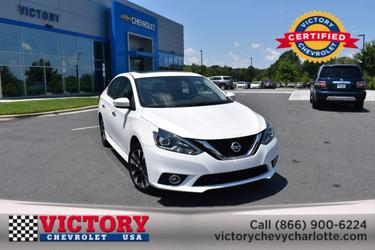 2017 Nissan Sentra SR TURBO(SUNROOF!) 4dr Car Slide