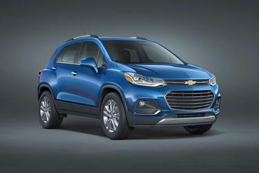 Gray Metallic 2020 Chevrolet Trax LS  Wake Forest NC