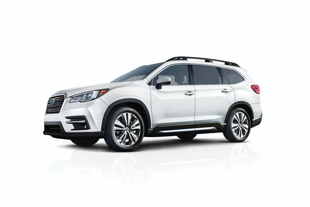 2020 Subaru Ascent LIMITED SUV Slide 0