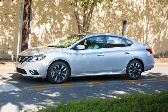 2019 Nissan Sentra SV 4dr Car Hillsborough NC