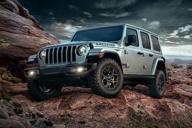2019 Jeep Wrangler Unlimited SPORT S Convertible Apex NC