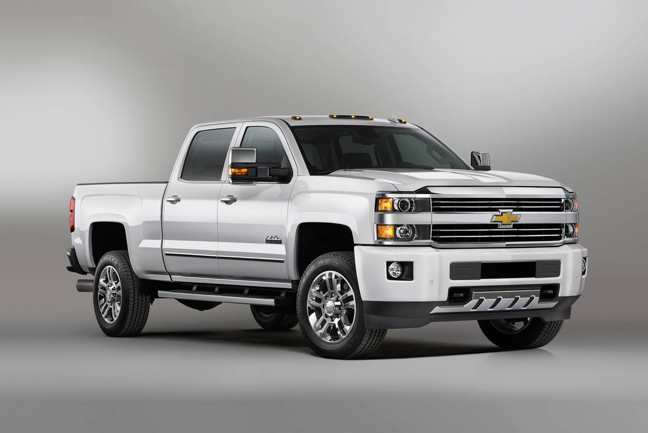 2018 Chevrolet Silverado 2500HD LT Slide 0