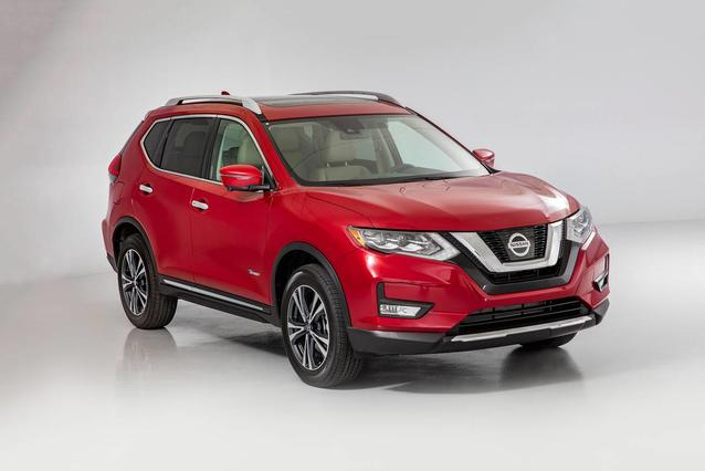 2018 Nissan Rogue SL SUV Hillsborough NC