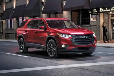 2020 Chevrolet Traverse RS Slide