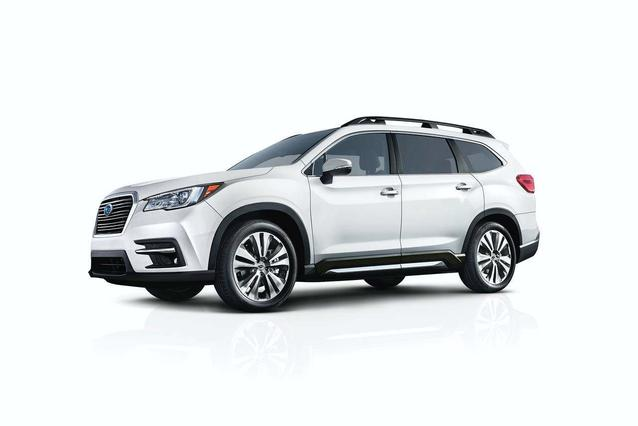 2020 Subaru Ascent LIMITED 8-PASSENGER SUV Slide 0
