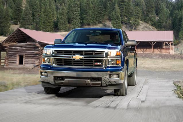 2019 Chevrolet Silverado 2500HD WORK TRUCK Crew Cab Pickup Slide 0