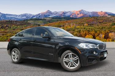 2016 BMW X6 XDRIVE50I SUV Slide