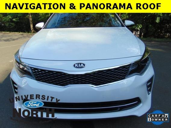 2016 Kia Optima SX 4dr Car Slide 0