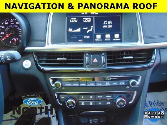 2016 Kia Optima SX 4dr Car Charlotte NC