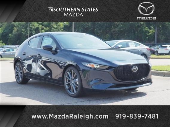 2019 Mazda Mazda3 Hatchback FWD AUTO W/PREFERRED PKG Preferred 4dr Hatchback 6A Slide 0