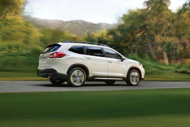 2019 Subaru Ascent PREMIUM SUV Hillsborough NC
