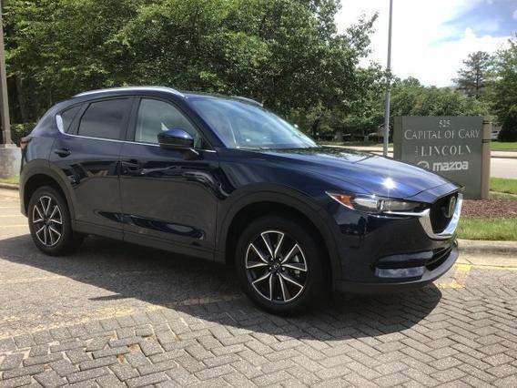 2018 Mazda Mazda CX-5 TOURING Sport Utility Slide 0