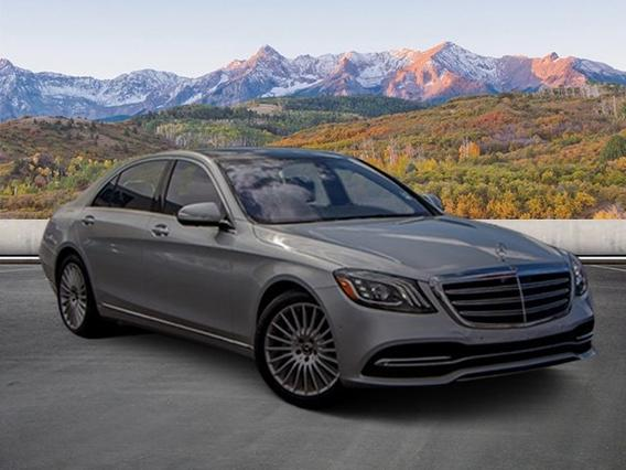 2018 Mercedes-Benz S-Class S 560 4dr Car Slide 0