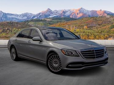 2018 Mercedes-Benz S-Class S 560 4dr Car Slide