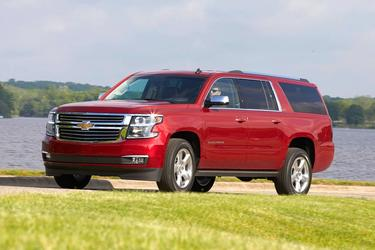 Black 2020 Chevrolet Suburban LT  Wake Forest NC