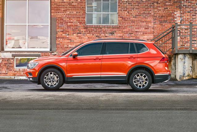 2018 Volkswagen Tiguan 2.0T SE SUV Hillsborough NC
