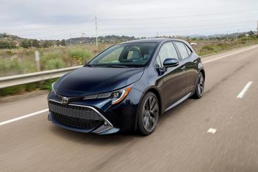 2019 Toyota Corolla Hatchback XSE XSE MANUAL Hatchback Slide