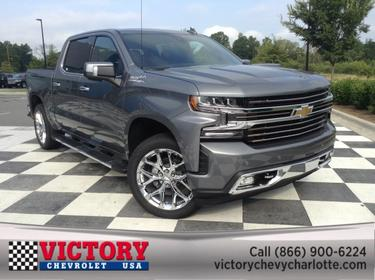 2019 Chevrolet Silverado 1500 HIGH COUNTRY Crew Cab Pickup Slide