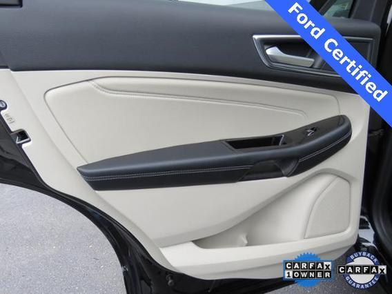 2018 Ford Edge TITANIUM Sport Utility Charlotte NC