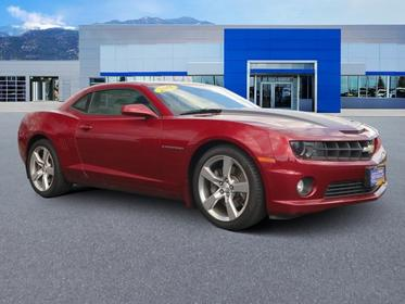 2011 Chevrolet Camaro 2SS 2dr Car Slide